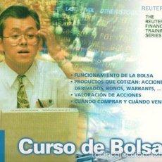 Libros de segunda mano: CURSO DE BOLSA, GESTIÓN 2000. Lote 55884917