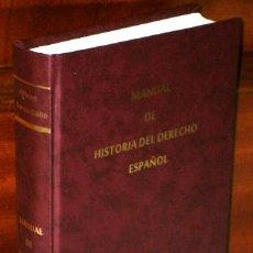 Libros de segunda mano: EL ORIGEN Y LA EVOLUCIÓN DEL DERECHO POR ALFONSO GARCÍA GALLO (CATEDRÁTICO) EN MADRID 1964 2ª ED.. Lote 48391753