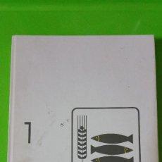 Libros de segunda mano: ANUARIO CETESA AÑO 1991 EN TAPAS DURAS AGRICULTURA ZOOTÉCNICA Y ALIMENTACIÓN COLECCIONISTAS. Lote 56603037