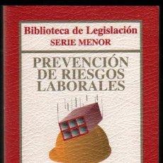 Libros de segunda mano - PREVENCION DE RIESGOS LABORALES - VARIOS AUTORES * - 57082612