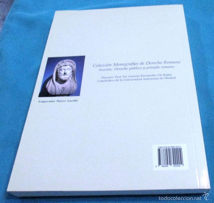 Libros de segunda mano: EL BINOMIO PROCESAL: DERECHO DE ACCION -DERECHO DE DEFENSA - Foto 2 - 58000283