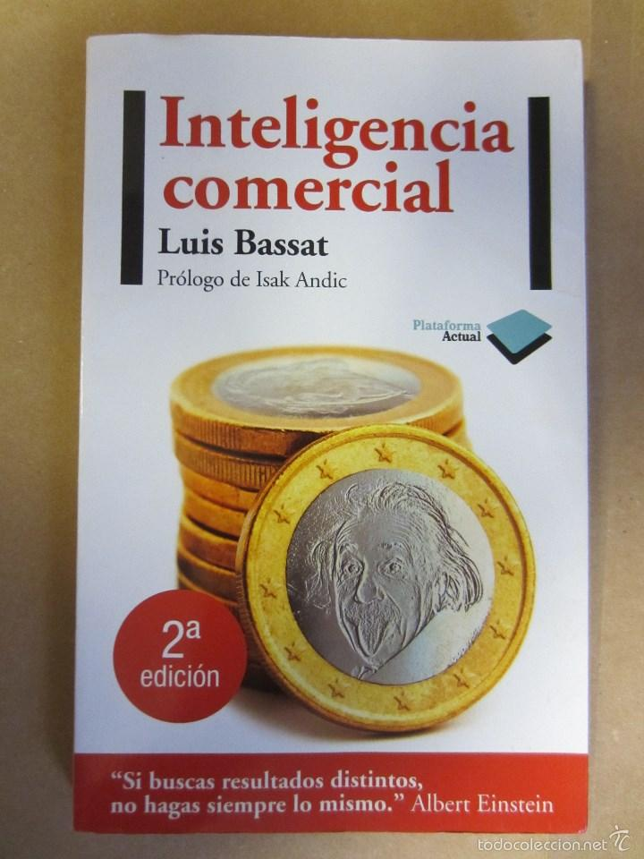 libro inteligencia comercial luis bassat