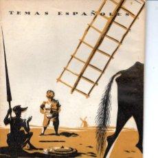 Libros de segunda mano: TEMAS ESPAÑOLES Nº 107 : REFRANERO ESPAÑOL. Lote 60950463