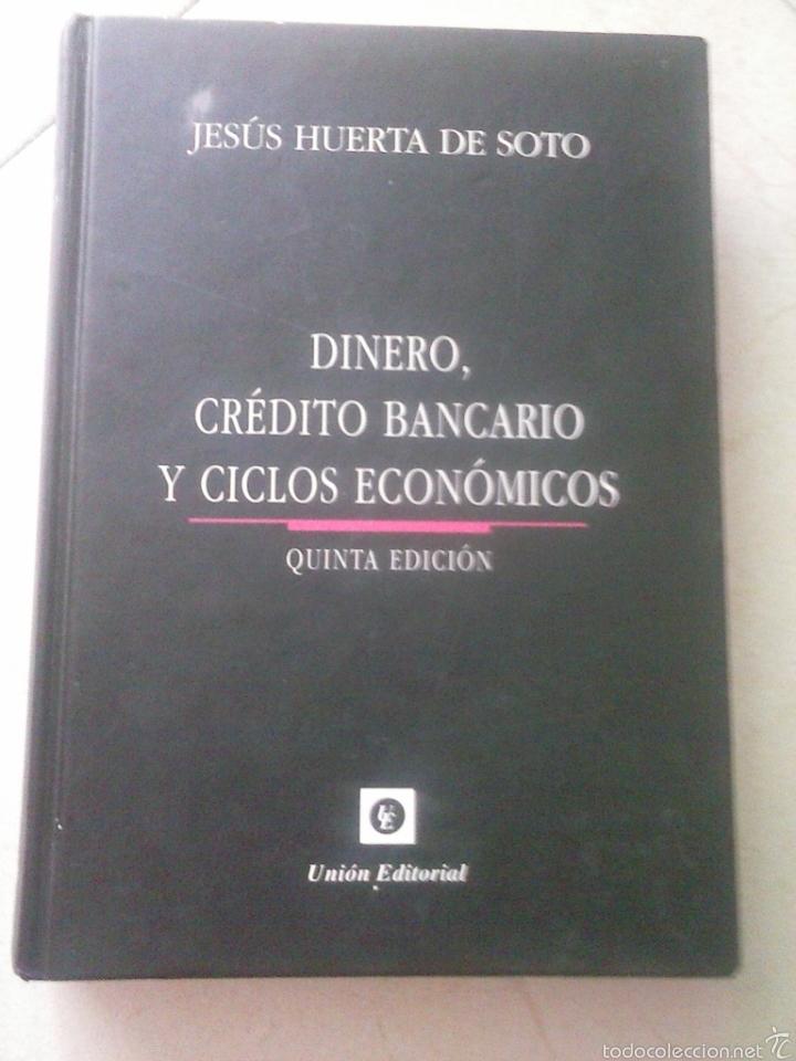 Dinero, crédito bancario y ciclos económicos. j - Vendido