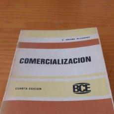 Libros de segunda mano: COMERCIALIZACIÓN (JEROME MCCARTHY) (EL ATENEO - 4ª EDICIÓN-4ª REIMPRESIÓN, 1978) + 700 PÁGINAS). Lote 62578352