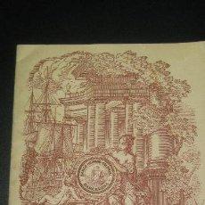 Libros de segunda mano: MEMORIA BANCO HISPANO - COLONIAL BARCELONA. EJERCICIO 1943. . Lote 63110496