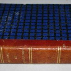 Libros de segunda mano: MANUAL DE FORMULARIOS PARA JUICIOS CIVILES Y CRIMINALES, FERMIN ABELLA, CONSULTOR AYUNTAMIENTOS 1878. Lote 181037386
