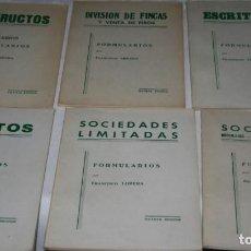 Libros de segunda mano: TODO SOBRE EL DASAHUCIO EN LAS FINCAS URBANAS, JOSE MARIA LOPERENA, VECCHI 1975, LIBRO. Lote 63323424