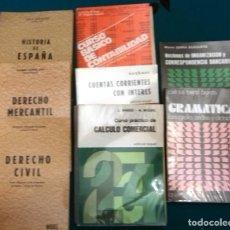 Libros de segunda mano: CURSO COMPLETO OPOSICIONES BANCOS Y CAJAS DE AHORRO ¡OPORTUNIDAD!. Lote 67687537