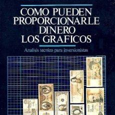 Libros de segunda mano: STEWART, T. H.- COMO PUEDEN PROPORCIONARLE DINERO LOS GRÁFICOS. ANÁLISIS TÉCNICO PARA INVERSIONISTAS. Lote 67762957