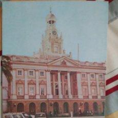 Libros de segunda mano: BOLETIN DE INFORMACION MUNICIPAL EXCMO. AYUNTAMIENTO DE CADIZ 1972 60 PAGINAS. Lote 67832257