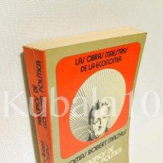 Libros de segunda mano: PRINCIPIOS DE ECONOMIA POLITICA ·· THOMAS ROBERT MALTHUS ·· ED. FONDO DE CULTURA ECONOMICA · MEXICO. Lote 68041505