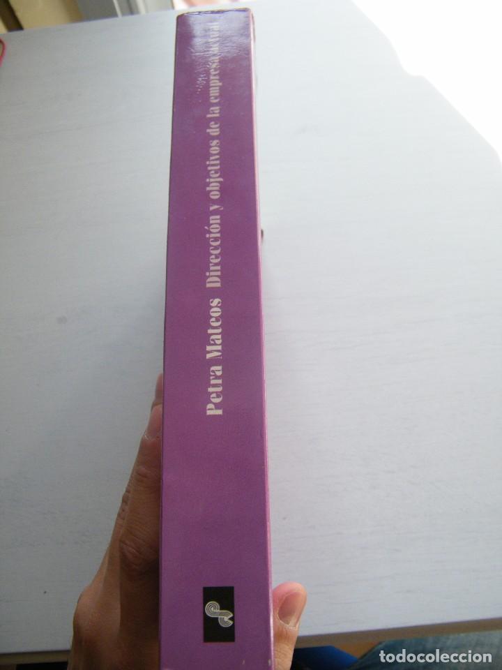 Libros de segunda mano: DIRECCIÓN Y OBJETIVOS DE LA EMPRESA ACTUAL - PETRA MATEOS - CENTRO DE ESTUDIOS RAMÓN ARECES (1999) - Foto 2 - 68352989