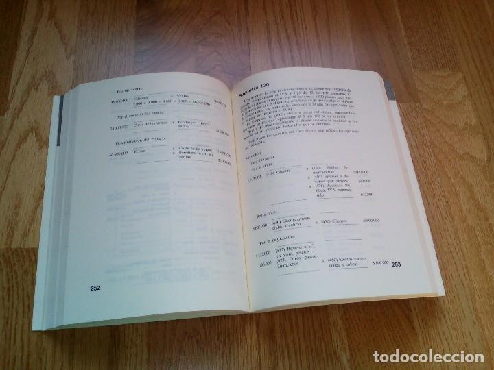 Libros de segunda mano: CONTABILIDAD SUPERIOR. DOSCIENTOS PROBLEMAS BÁSICOS RESUELTOS / J. BUIREU GUARRO - S. BUIRREU BUADES - Foto 4 - 69782193