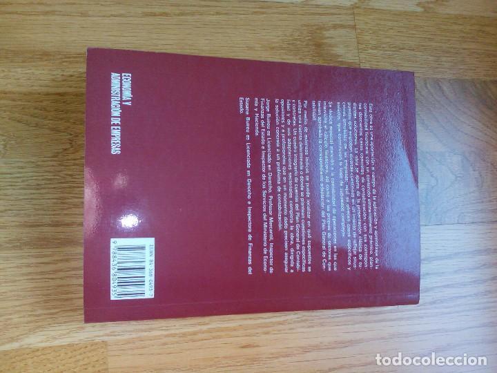 Libros de segunda mano: CONTABILIDAD SUPERIOR. DOSCIENTOS PROBLEMAS BÁSICOS RESUELTOS / J. BUIREU GUARRO - S. BUIRREU BUADES - Foto 5 - 69782193