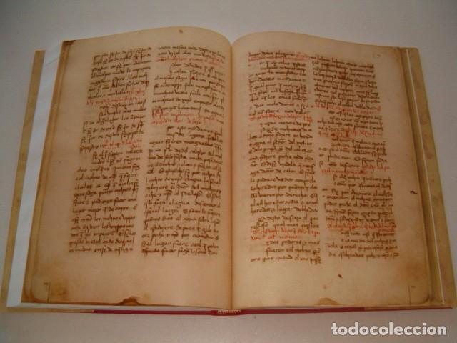 Libros de segunda mano: PABLO QUESADA HUERTAS (CCORD.). Fuero de Andújar. Estudio y Edición. RM78050. - Foto 6 - 70465793