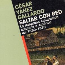 Libros de segunda mano: SALTAR CON RED. Lote 70946501