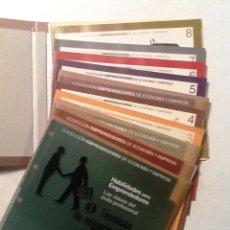 Libros de segunda mano: HABILIDADES PARA EMPRENDEDORES .NEGOCIACION, GESTION, CREATIVIDAD, LIDERAZGO. Lote 76305887