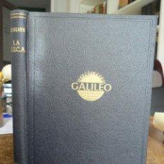 Libros de segunda mano: LA COMUNIDAD EUROPEA DEL CARBON Y EL ACERO. VIGNES DANIEL BARCELONA 1959. Lote 77146405