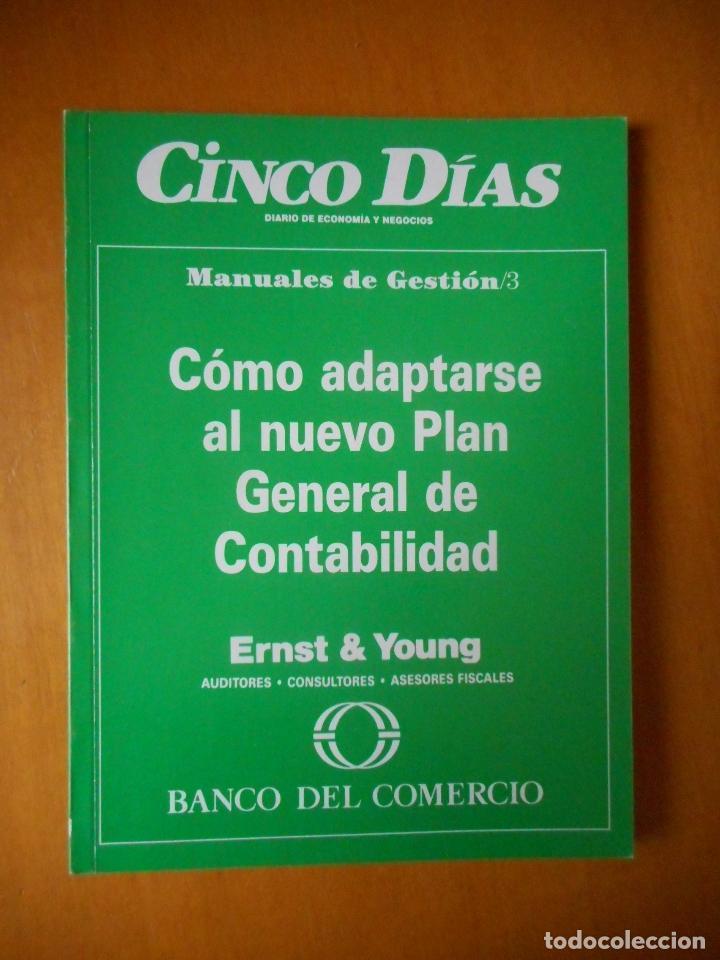 Libros de segunda mano: Manuales de Gestión. Cinco Días. Colección Completa, 9 tomos. Año 1989. Ver relación. - Foto 4 - 77555933