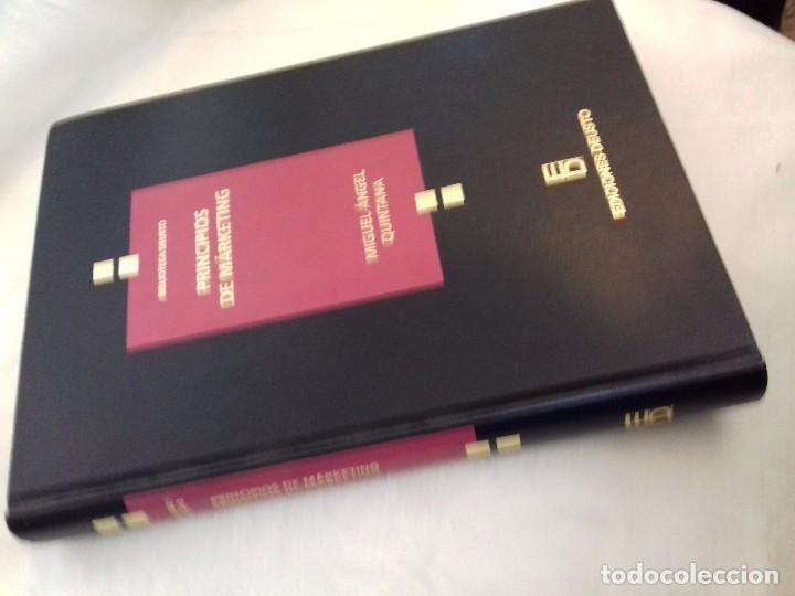 PRINCIPIOS DE MARKETING- MIGUEL ANGEL QUINTNA-EDICIONES DEUSTO-1997 (Libros de Segunda Mano - Ciencias, Manuales y Oficios - Derecho, Economía y Comercio)