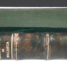 Libros de segunda mano: DERECHO CIVIL DE MALLORCA. LUÍS PASCUAL GONZÁLEZ. IMPRENTA MOSSÉN ALCOVER. 1951.. Lote 80731142