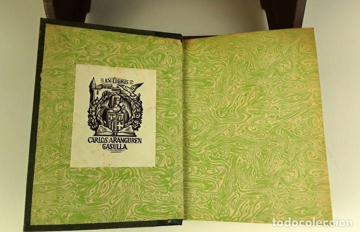 Libros de segunda mano: DERECHO CIVIL DE MALLORCA. LUÍS PASCUAL GONZÁLEZ. IMPRENTA MOSSÉN ALCOVER. 1951. - Foto 2 - 80731142