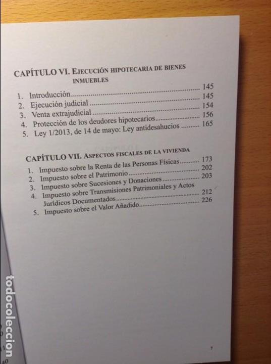 Libros de segunda mano: LA COMPRAVENTA INMOBILIARIA - ISABEL PEREZ SOLANO - - Foto 5 - 81136904