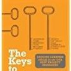 Libros de segunda mano: THE KEYS TO OUR SUCCESS - DAVID BARRETT & DEREK VIGAR. Lote 84385628