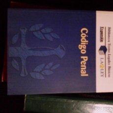 Libros de segunda mano: CÓDIGO PENAL. Lote 89704788