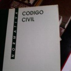 Libros de segunda mano: CÓDIGO CIVIL.. Lote 89761716