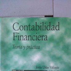 Libros de segunda mano: CONTABILIDAD FINANCIERA. Lote 91939710