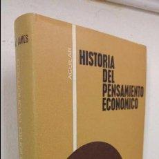 Libros de segunda mano: HISTORIA DEL PENSAMIENTO ECONÓMICO . Lote 92033700