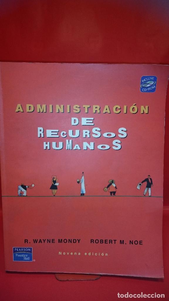 administracion de recursos humanos wayne mondy 11 edicion