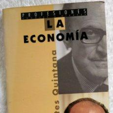 Libros de segunda mano: PROFESIONES LA ECONOMÍA. Lote 99289855