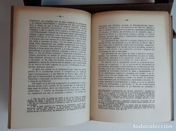 Libros de segunda mano: PRÁCTICA FORENSE. 3 TOMOS. MAURO MIGUEL Y ROMERO. LIB. GENERAL DE V. SUÁREZ. 1947. - Foto 5 - 99423855