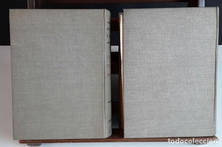 Libros de segunda mano: PRÁCTICA FORENSE. 3 TOMOS. MAURO MIGUEL Y ROMERO. LIB. GENERAL DE V. SUÁREZ. 1947. - Foto 11 - 99423855