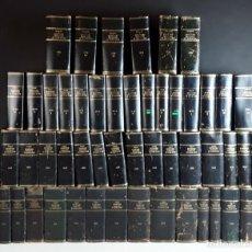 Libros de segunda mano: REPERTORIO CRONOLÓGICO DE LEGISLACIÓN. 54 TOMOS. IMP. ESTANISLAO DE ARANZADI. 1936/1986.. Lote 99450835