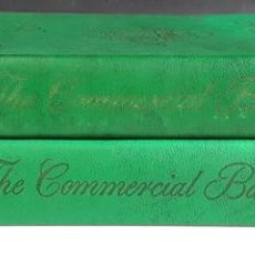 Libros de segunda mano: THE COMMERCIAL BAR. 2 VOLÚMENES. PUBLISHED C. PUBLISHING COMPANY, INC. 1963/64.. Lote 99946067