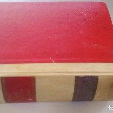 Libros de segunda mano: REPERTORIO CRONOLOGICO DE LEGISLACION-ARANZADI-1935. Lote 101567047