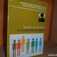 Libros de segunda mano - GESTION DE PERSONAL EN LA EMPRESA COMERCIAL - 102708579