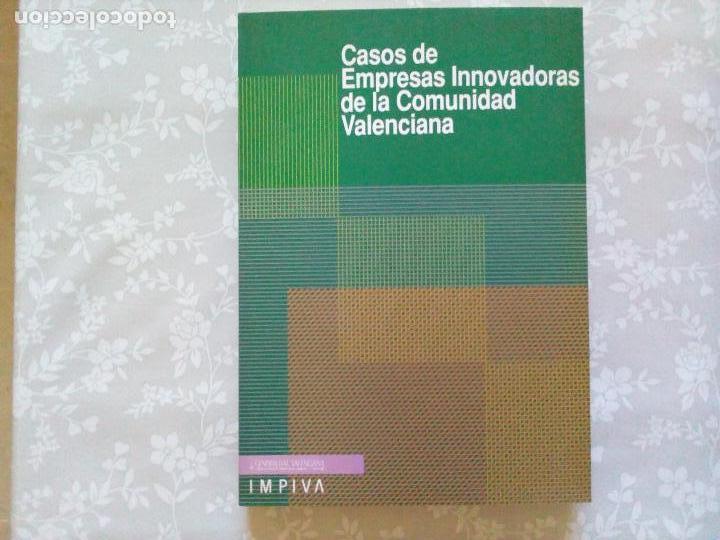 Libros de segunda mano: CONJUNTO DE 3 LIBROS DEL IMPIVA- COMUNIDAD VALENCIANA. - Foto 7 - 102841075