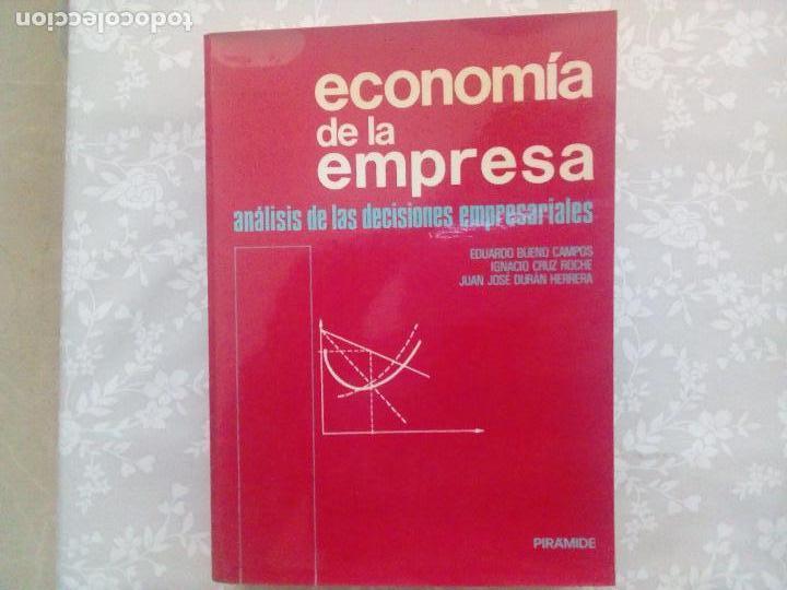 Libros de segunda mano: CONJUNTO DE DOS LIBROS - SUPUESTOS DE CONTABILIDAD FINANCIERA Y ECONOMIA DE LA EMPRESA - Foto 3 - 102934139