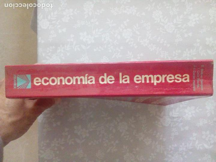 Libros de segunda mano: CONJUNTO DE DOS LIBROS - SUPUESTOS DE CONTABILIDAD FINANCIERA Y ECONOMIA DE LA EMPRESA - Foto 8 - 102934139