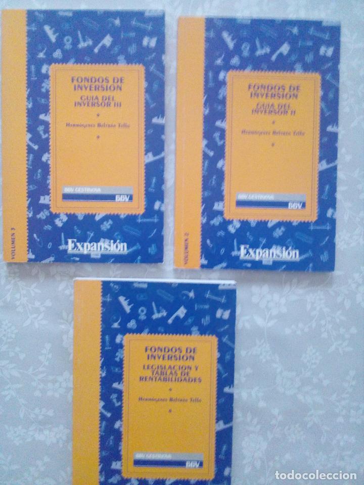 CONJUNTO DE 4 LIBROS DE EXPANSION-ECONOMIA. (Libros de Segunda Mano - Ciencias, Manuales y Oficios - Derecho, Economía y Comercio)