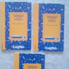 Libros de segunda mano: CONJUNTO DE 4 LIBROS DE EXPANSION-ECONOMIA.. Lote 102935543