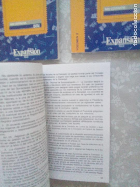 Libros de segunda mano: Conjunto de 4 libros de EXPANSION-economia. - Foto 2 - 102935543