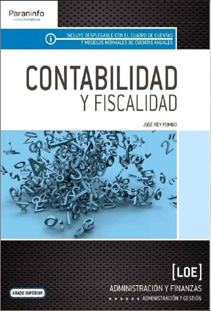 CONTABILIDAD Y FISCALIDAD. 2013 (Libros de Segunda Mano - Ciencias, Manuales y Oficios - Derecho, Economía y Comercio)