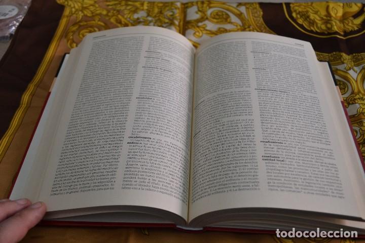 Libros de segunda mano: Biblioteca Larousse Diccionario de Derecho - Foto 3 - 103221479
