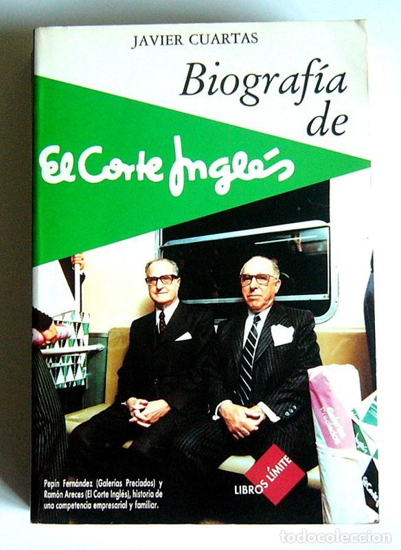 Biografia de el corte ingles - historia de un g - Vendido en ...